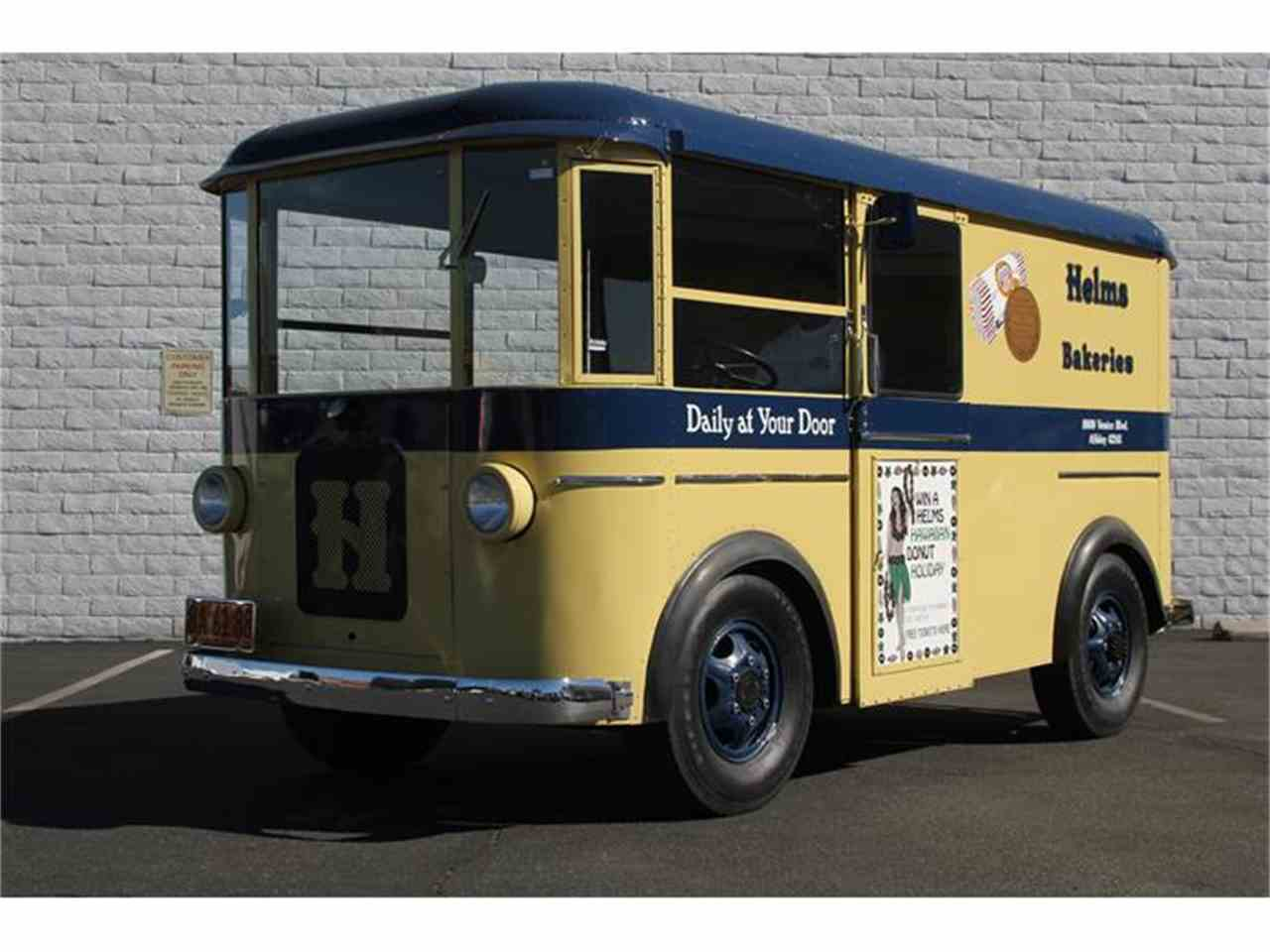 Large Picture of '36 Delivery Truck - IZ40