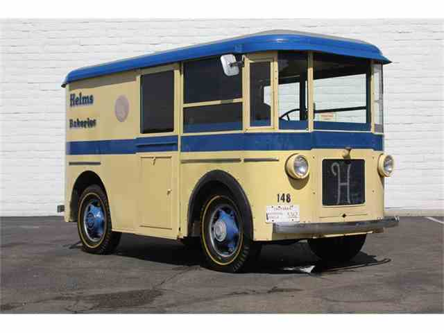 1936 Divco Delivery Truck | 885313