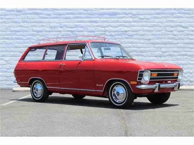 1968 Opel Kad | 885327