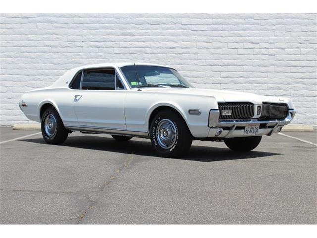 1968 Mercury Cougar XR7 | 885329