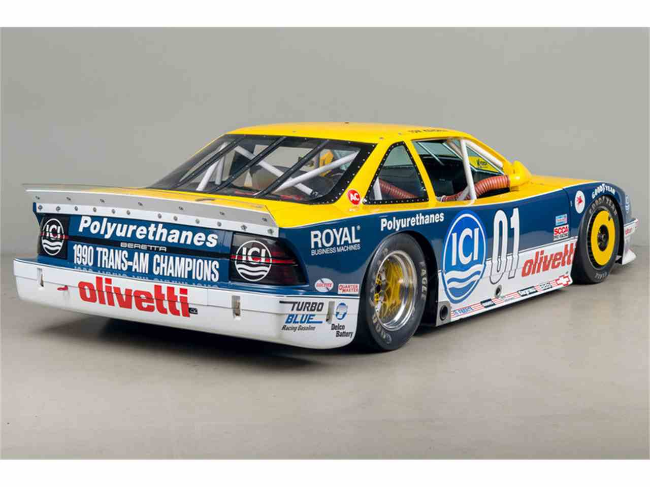1990 Chevrolet Beretta Trans-Am Racecar for Sale   ClassicCars.com ...