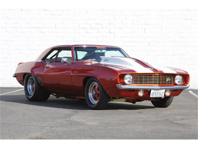 1969 Chevrolet Camaro Z28 | 885330