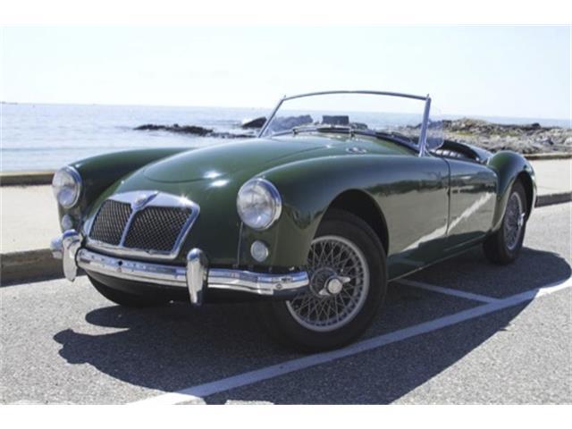 1958 MG MGA | 885332