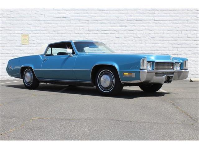 1970 Cadillac Eldorado | 885335