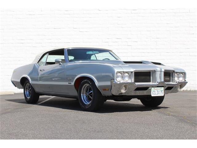 1971 Oldsmobile 442 | 885336