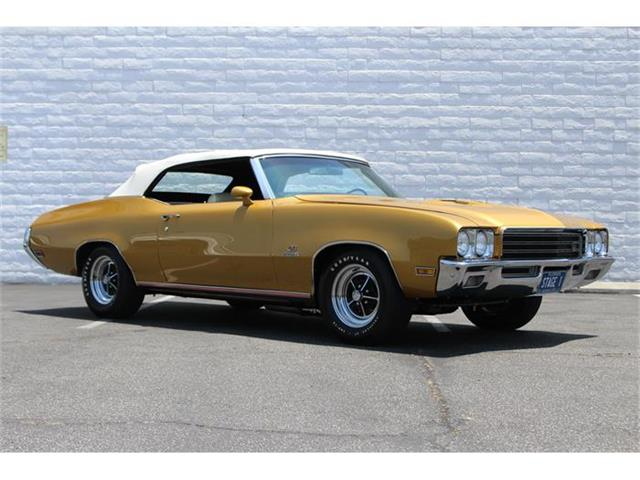 1971 Buick Gran Sport | 885338