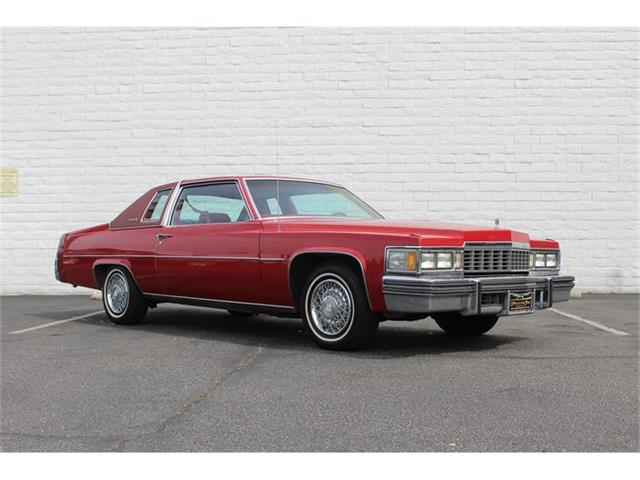 1977 Cadillac Coupe DeVille | 885340