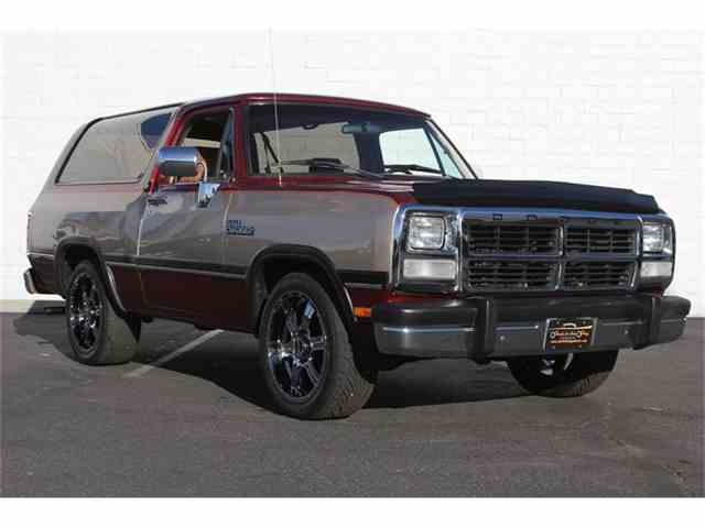 1993 Dodge Ramcharger | 885346