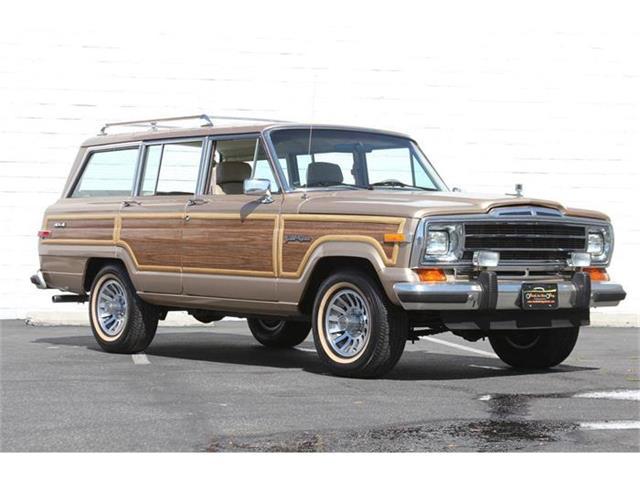 1990 Jeep Wagoneer | 885347