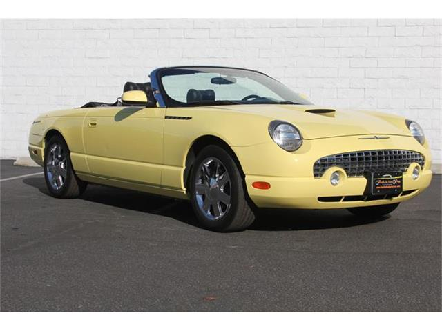 2002 Ford Thunderbird | 885350