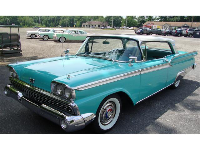 1959 Ford  Fairline 500 | 885353
