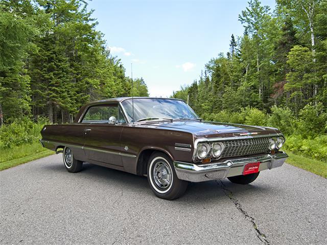 1963 Chevrolet Impala SS | 885364