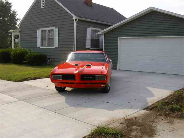 1968 Pontiac GTO | 885370