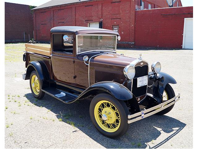 1931 Ford Model A | 885372