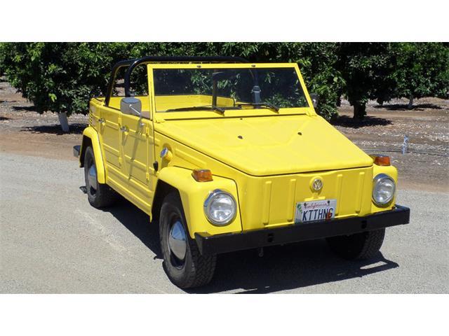 1973 Volkswagen Thing | 885374
