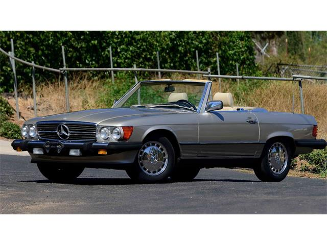 1989 Mercedes-Benz 560SL | 885382