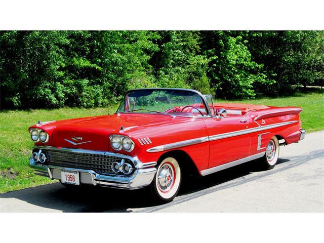 1958 Chevrolet Impala | 885387