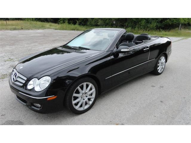 2007 Mercedes-Benz CLK350 | 885391