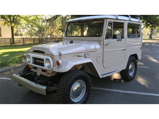 1968 Toyota Land Cruiser FJ | 885393