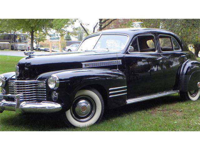 1941 Cadillac Series 62 | 885401