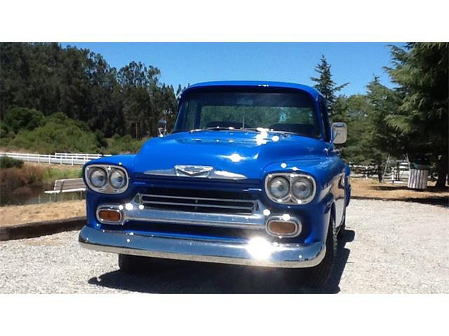 1958 Chevrolet Apache | 885404
