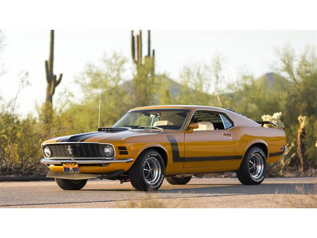 1970 Ford Mustang | 885408