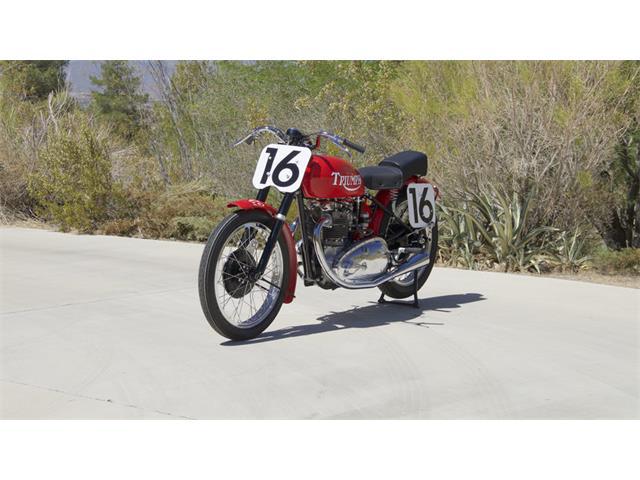 1947 Triumph Grand Prix Racer   885411
