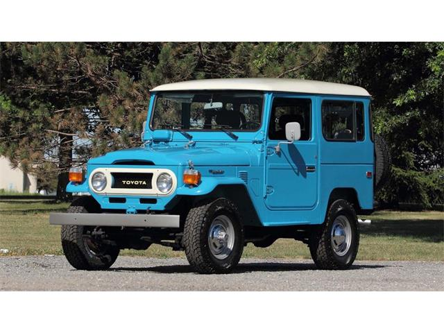 1978 Toyota Land Cruiser FJ | 885415