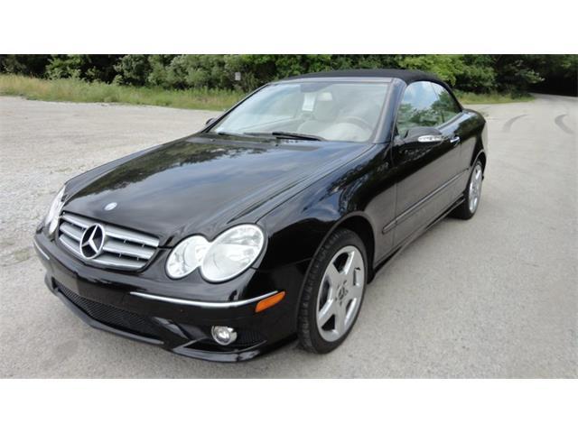 2007 Mercedes-Benz CLK550 | 885416