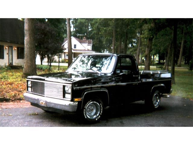 1983 Chevrolet C/K 10   885421