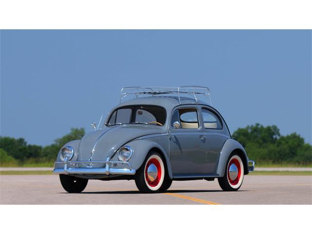 1957 Volkswagen Beetle | 885423