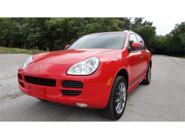 2006 Porsche Cayenne | 885424
