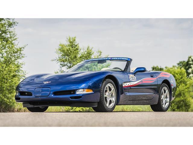 2004 Chevrolet Corvette | 885428