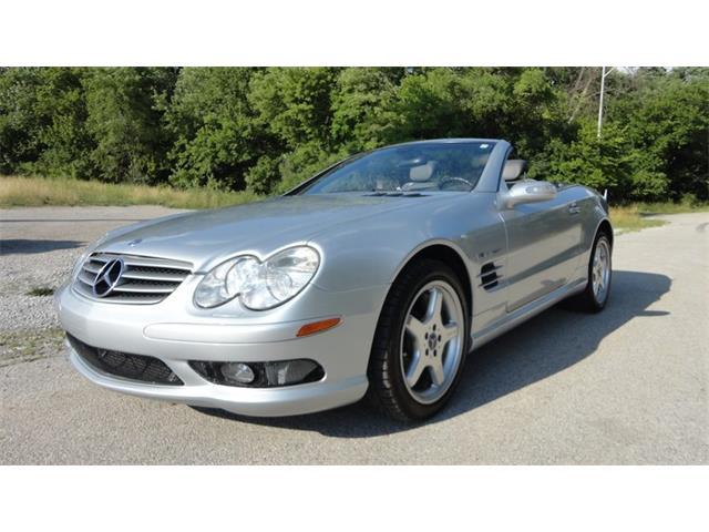 2006 Mercedes-Benz SL55 | 885431