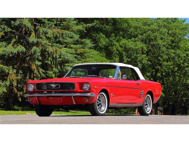 1966 Ford Mustang | 885434