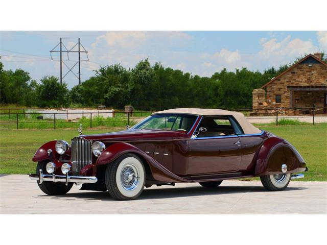 1949 Packard Bayliff | 885440