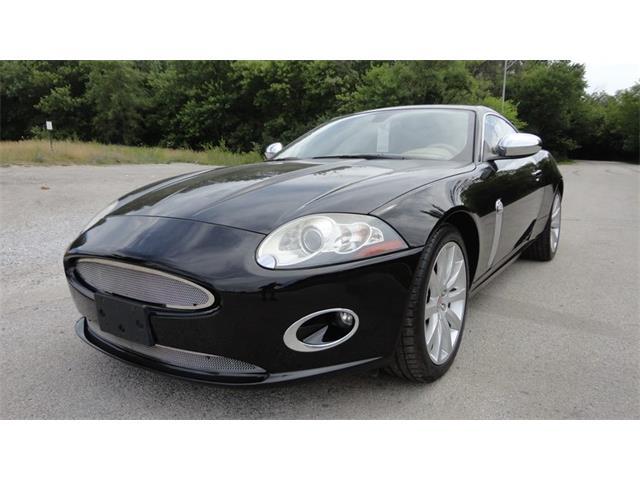 2007 Jaguar XK   885443