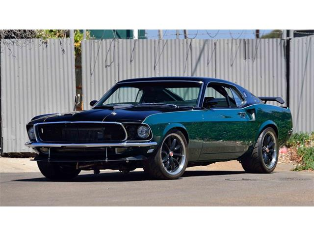 1969 Ford Mustang Mach 1 | 885445