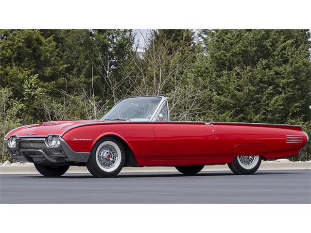 1961 Ford Thunderbird | 885446