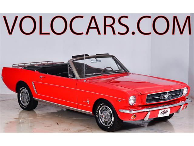 1965 Ford Mustang | 880545