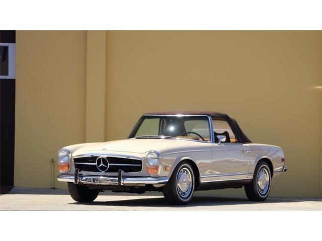 1971 Mercedes-Benz 280SL | 885463