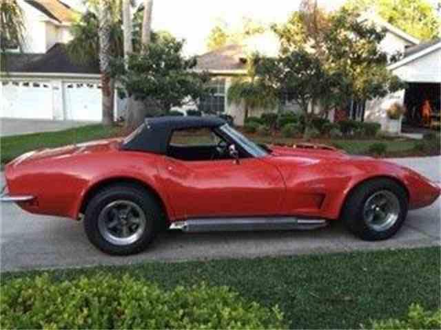 1973 Chevrolet Corvette | 880547