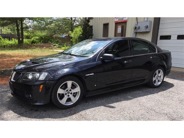 2008 Pontiac G8 | 885473