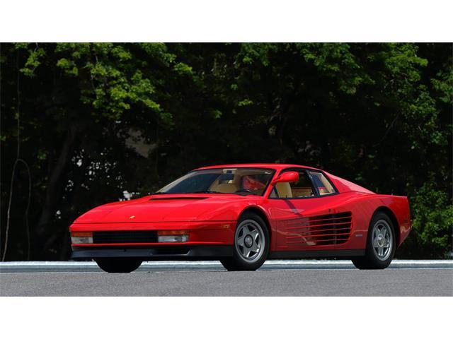 1986 Ferrari Testarossa | 885474