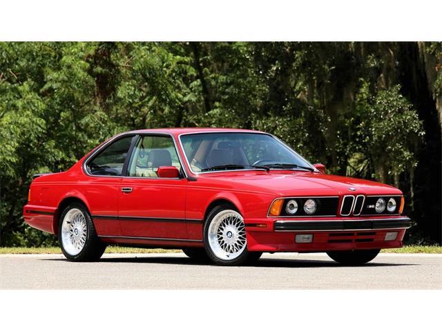 1988 BMW M6 | 885488