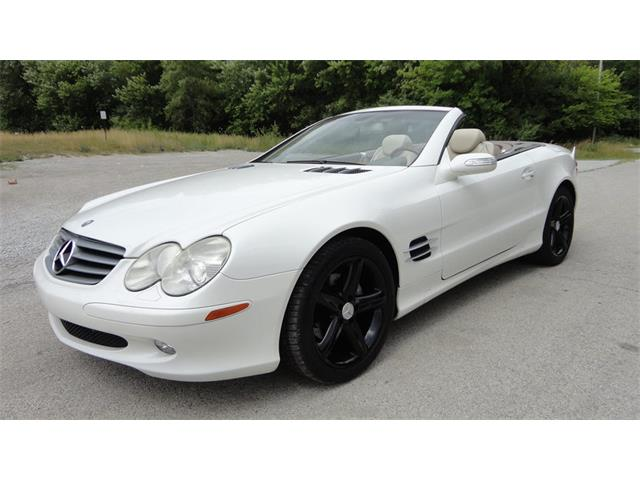 2004 Mercedes-Benz SL500 | 885496