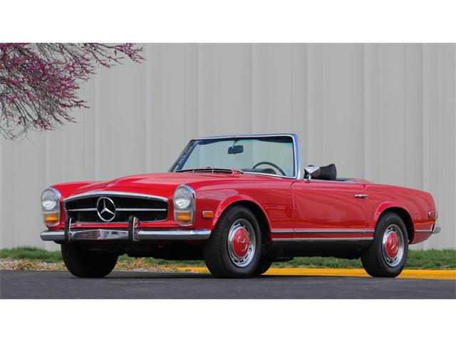 1969 Mercedes-Benz 280SL | 885502