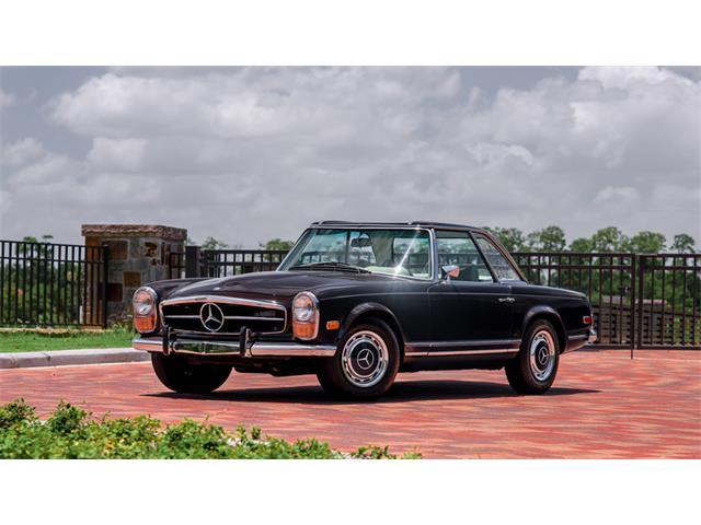 1970 Mercedes-Benz 280SL | 885513