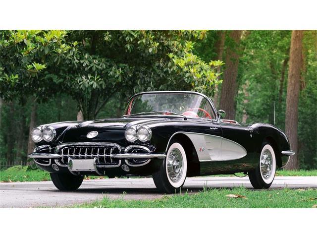 1958 Chevrolet Corvette | 885514