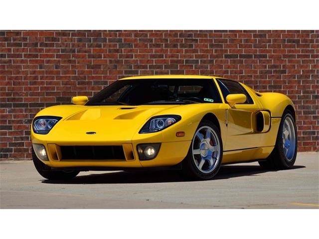 2006 Ford GT | 885517